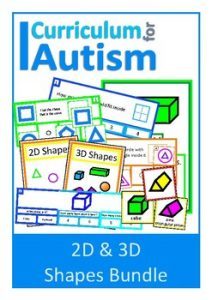 2D 3D Shapes Bundle